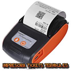 IMPRESORA DE TICKETS...