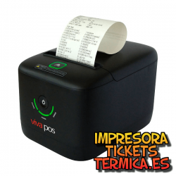 IMPRESORA TICKETS TERMICA...