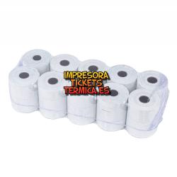 Pack 10 Rollos de papel...