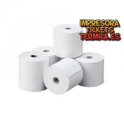 Pack 5 Rollos de papel...