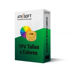 Atrisoft TPV Tallas y...