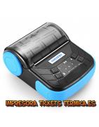 IMPRESORAS DE TICKETS TÉRMICAS BLUETOOTH 80 MM