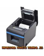 IMPRESORA TICKET TÉRMICA WIFI 80 MM